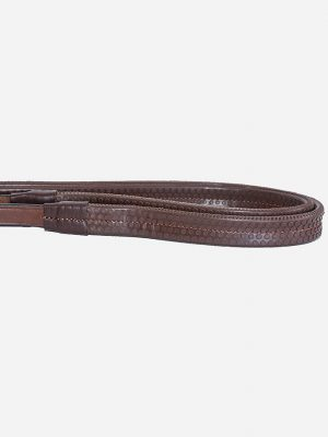 Arion Horse Sport Tack_Rubber Contact Reins_brown_2