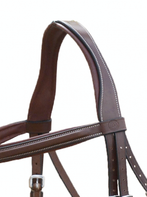 Anatomic Drop Noseband Bridle