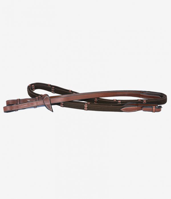 Arion Horse Sport Tack_Web Reins_brown