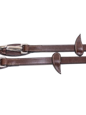Rubber Reins with Snap Hook