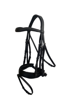 Anatomic Dressage Double Bridle